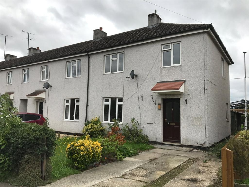 3 Bedrooms End Of Terrace House for sale in Rawlins Road, Pewsey, Wiltshire, SN9