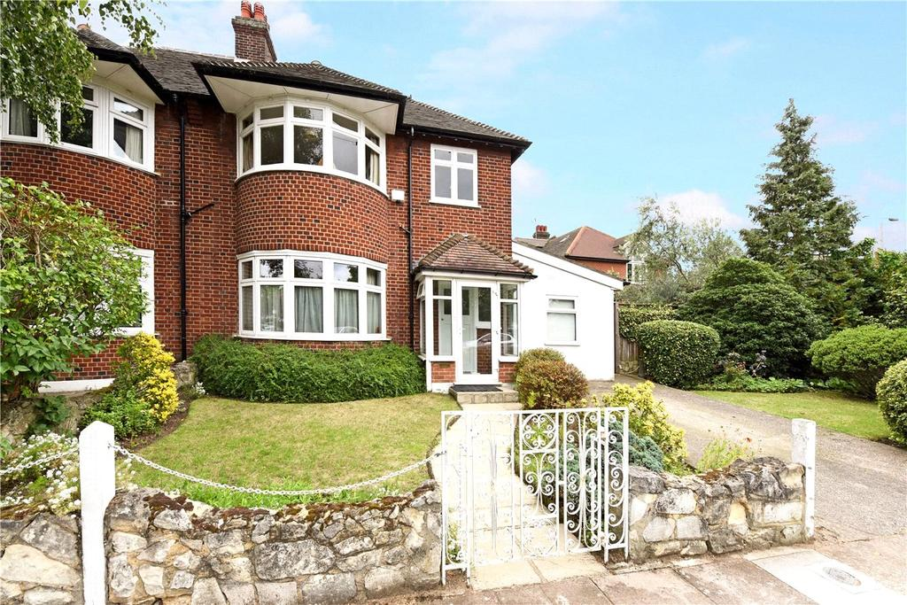 4 Bedrooms Semi Detached House for sale in Sispara Gardens, Southfields, London, SW18