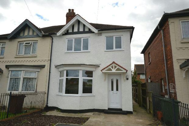 3 Bedrooms Semi Detached House for sale in Burns Grove, Grimsby