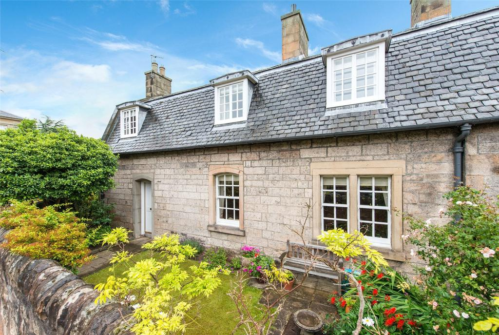 2 Bedrooms Semi Detached House for sale in The Cottage, Kinellan Gardens, Edinburgh