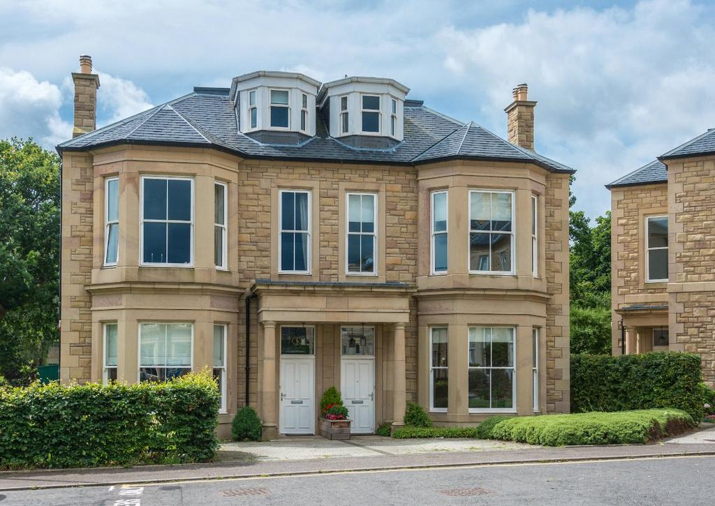 5 Bedrooms Semi Detached House for sale in Alfred Place, Edinburgh