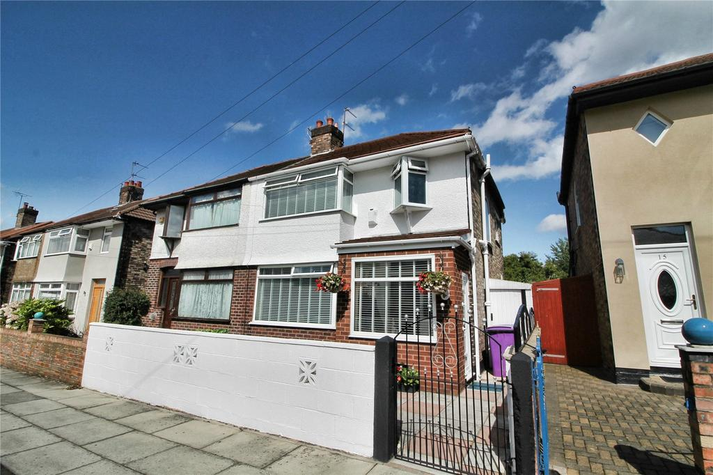 3 Bedrooms Semi Detached House for sale in Renwick Road, Walton, L9