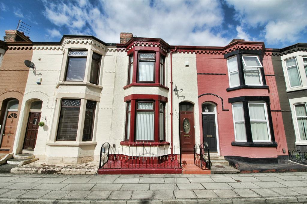 2 Bedrooms Terraced House for sale in Lenthall Street, Walton, L4