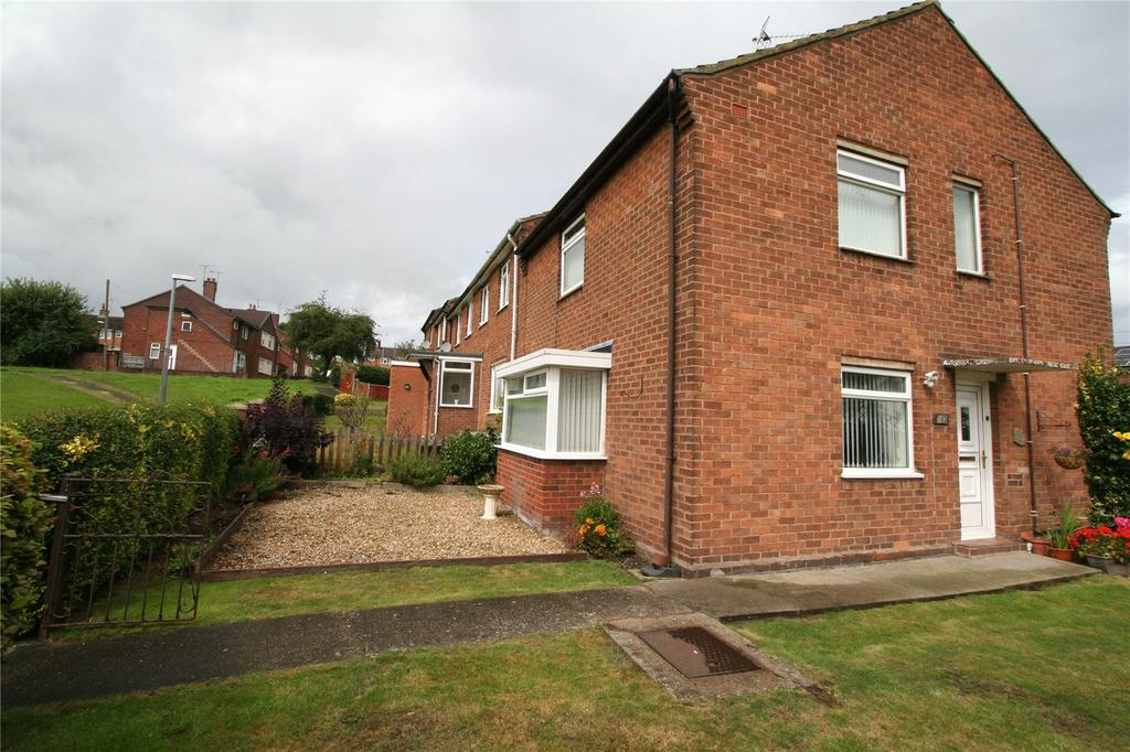 3 Bedrooms End Of Terrace House for sale in Bryn Offa, Wrexham, LL13