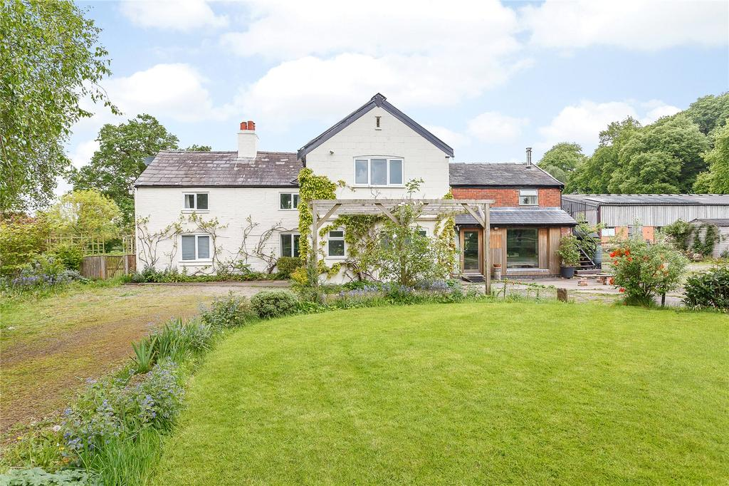 5 Bedrooms Detached House for sale in Simmonds Hill, Manley, Frodsham