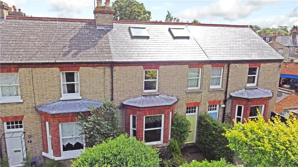 3 Bedrooms Terraced House for sale in West View, Newnham, Cambridge, CB3
