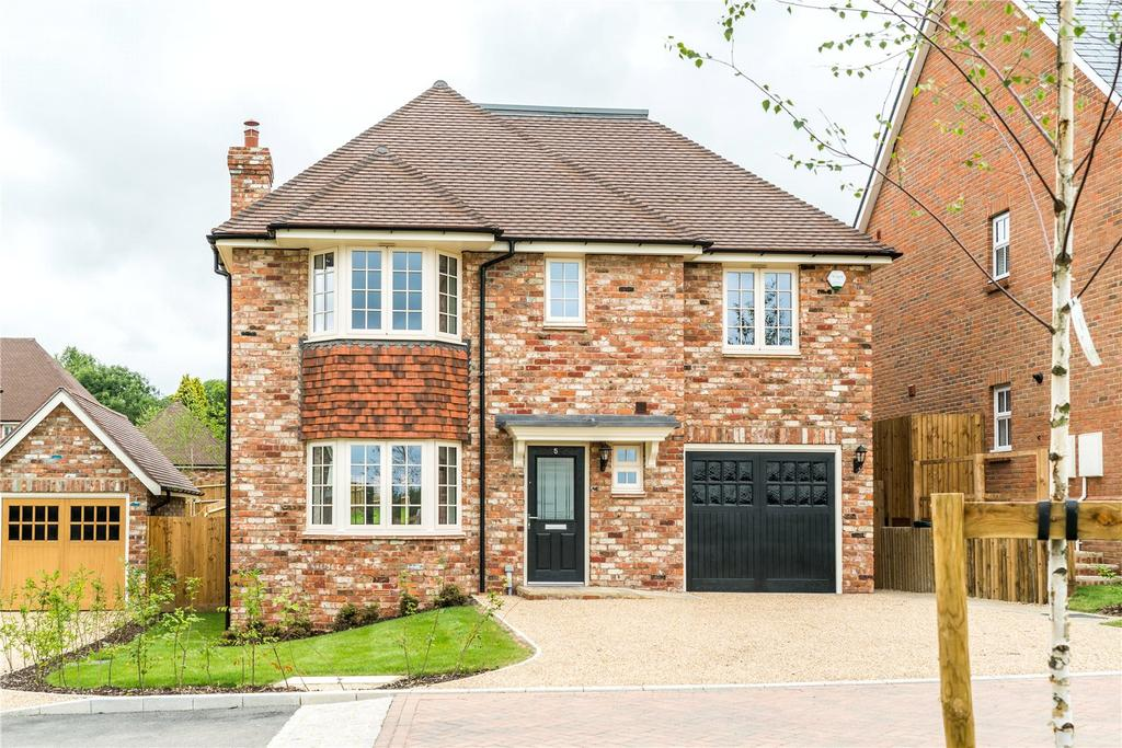 4 Bedrooms Detached House for sale in Monks Meadow, College Road, Ardingly, West Sussex, RH17