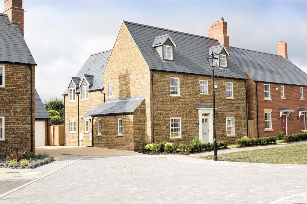 5 Bedrooms Detached House for sale in The Woburn, Little Rushes, Kings Sutton, Banbury, Oxfordshire, OX17