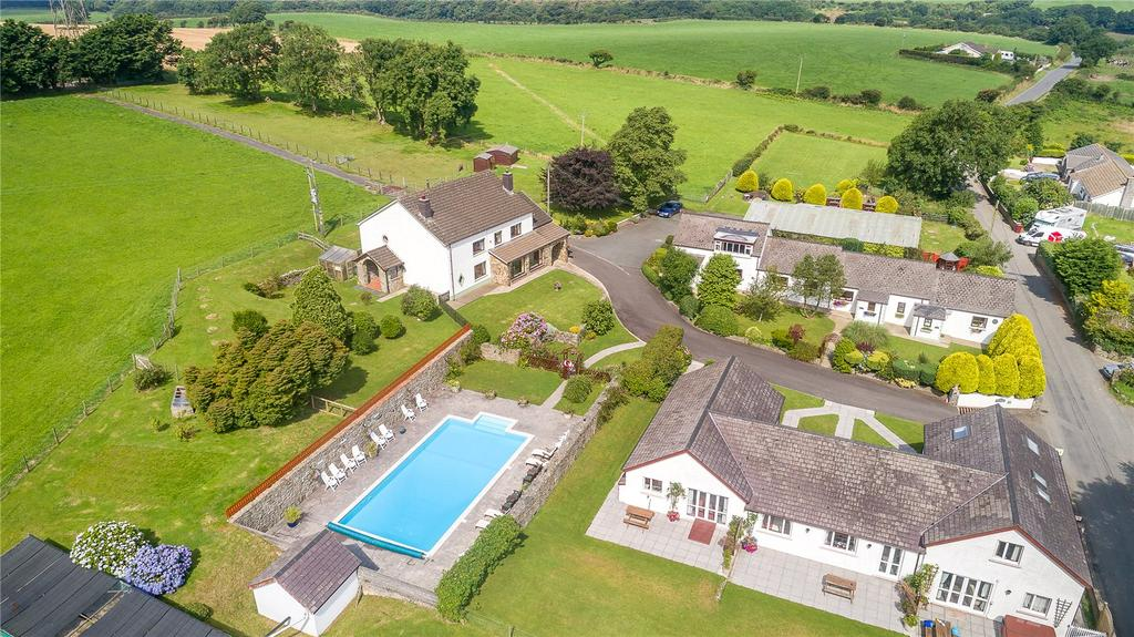 18 Bedrooms Unique Property for sale in Moylegrove, Nr Cardigan, Pembrokeshire, SA43