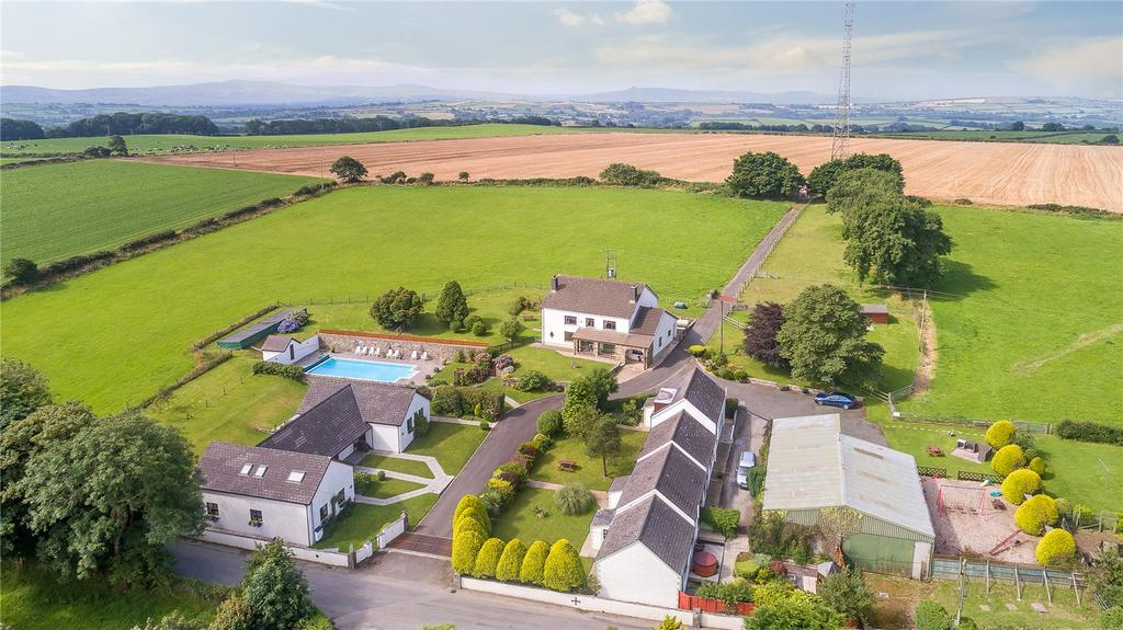 18 Bedrooms Unique Property for sale in Moylegrove, Nr Cardigan, Pembrokeshire, SA43