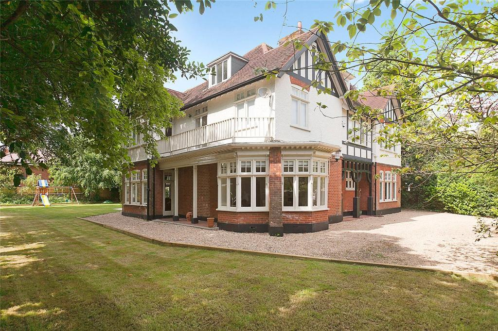 7 Bedrooms Detached House for sale in St. Winifreds Road, Meyrick Park, Bournemouth, BH2