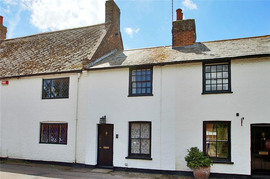 1 Bedroom Terraced House for sale in Spicers Cottages, The Street, Ickham, Canterbury, Kent, CT3