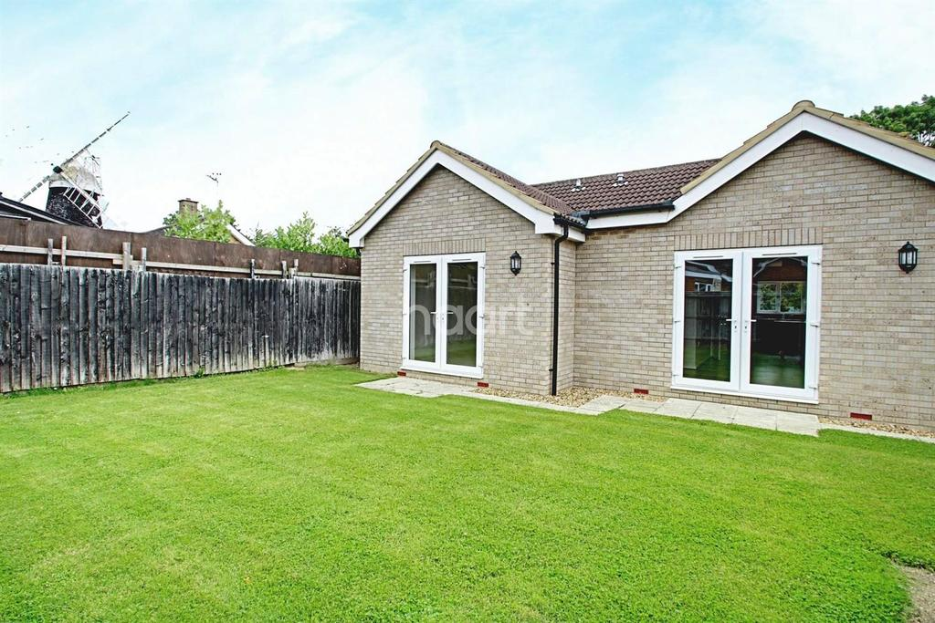 2 Bedrooms Bungalow for sale in Ely Road, Stretham, Cambridgeshire