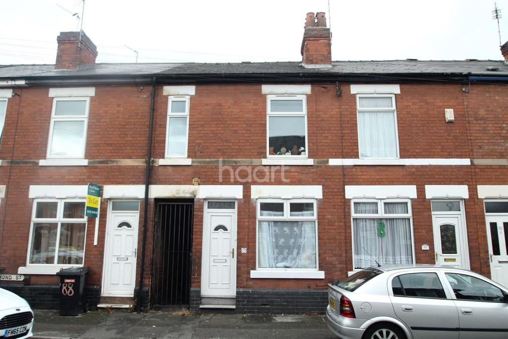 3 Bedrooms Terraced House for sale in Almond Street, Normanton