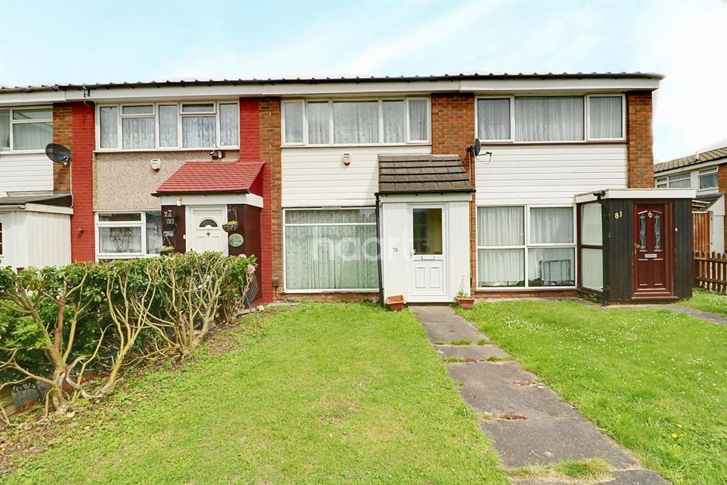 2 Bedrooms End Of Terrace House for sale in North Hayes