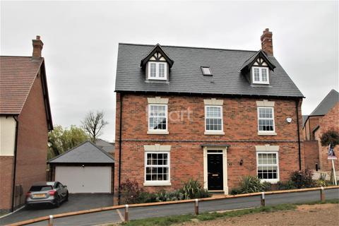 5 bedroom detached house to rent - James Way