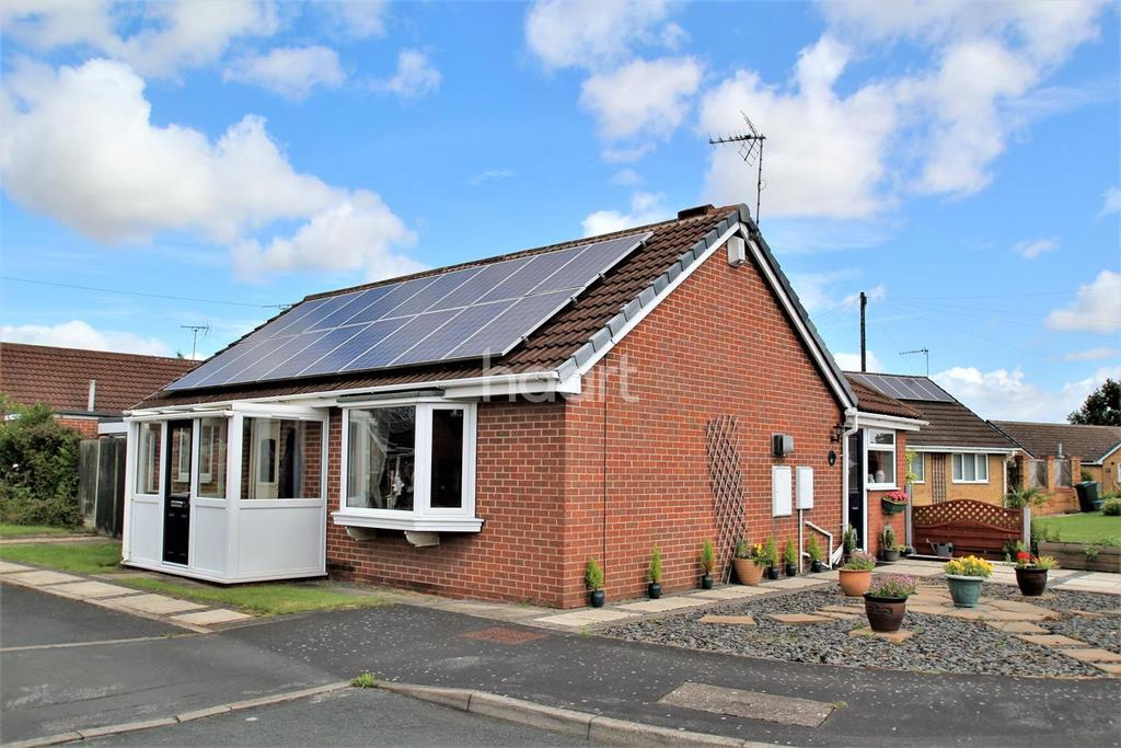2 Bedrooms Bungalow for sale in Woburn Close, Balby, Doncaster