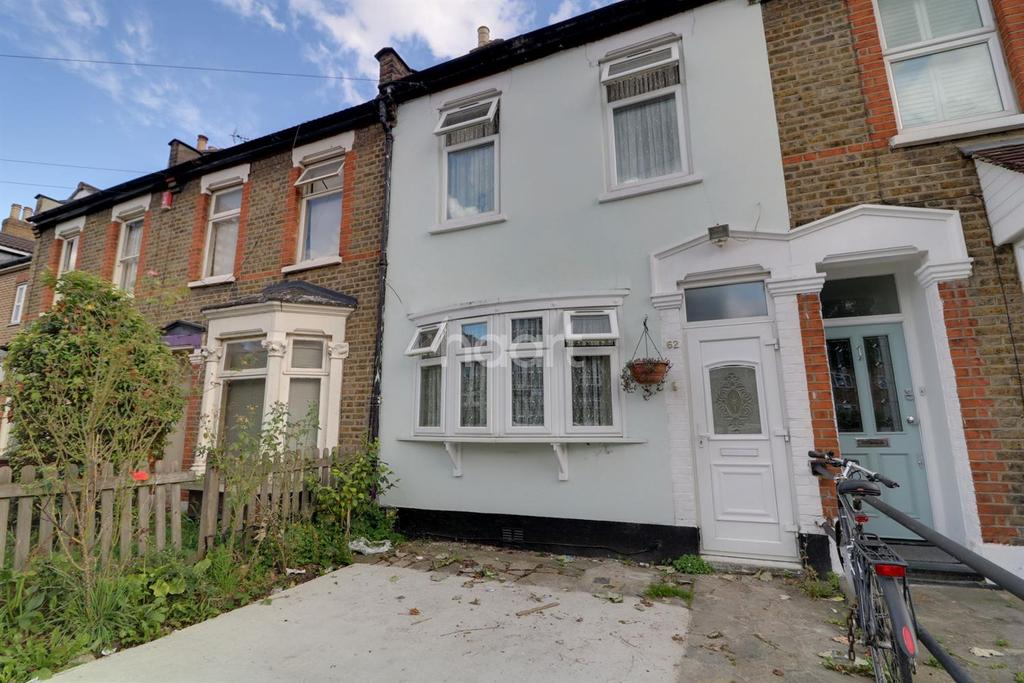 3 Bedrooms Terraced House for sale in Vallentin Road, Walthamstow