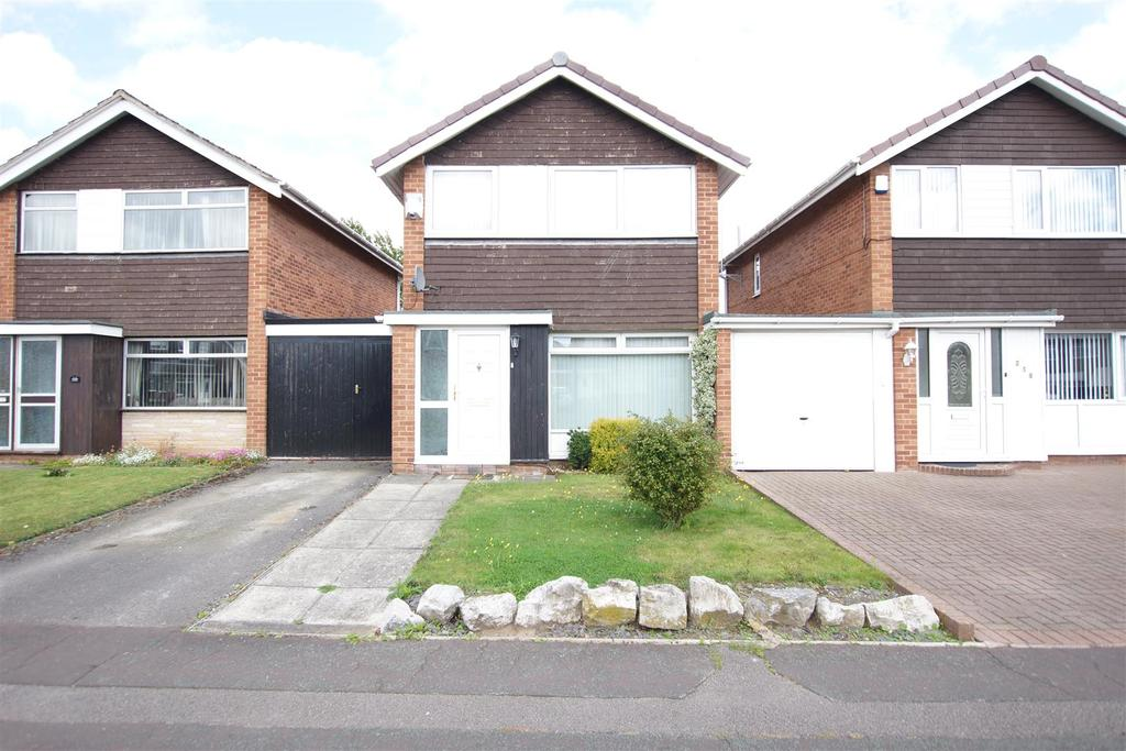 3 Bedrooms Semi Detached House for sale in Overpool Road, Great Sutton, CH66 2JF