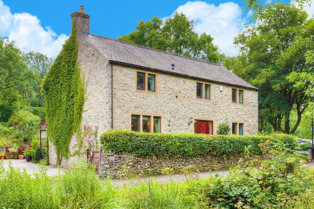 4 Bedrooms Detached House for sale in Mill Bridge, Castleton, Hope Valley