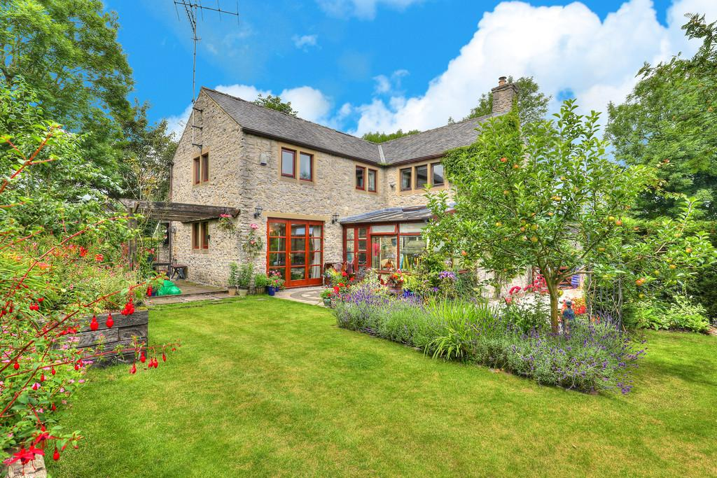 4 Bedrooms Detached House for sale in Mill Bridge, Castleton, Hope Valley