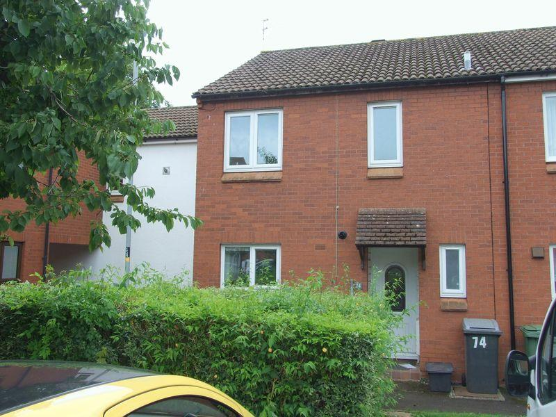 3 Bedrooms Terraced House for sale in Barn Glebe, Trowbridge