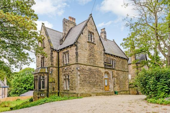 The Old Vicarage Sheffield S7 7 Bed Detached House 850000