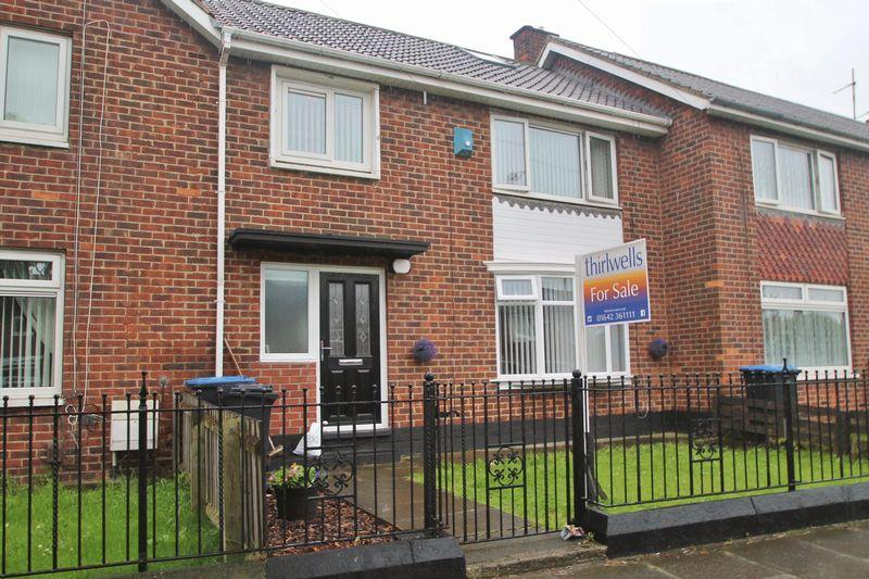 3 Bedrooms Terraced House for sale in Cranmore Road, Thorntree