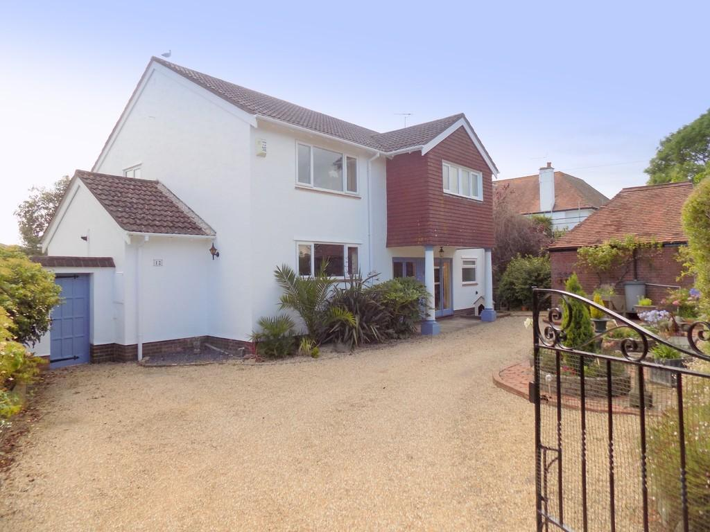 4 Bedrooms Detached House for sale in Sarlsdown Road, Exmouth