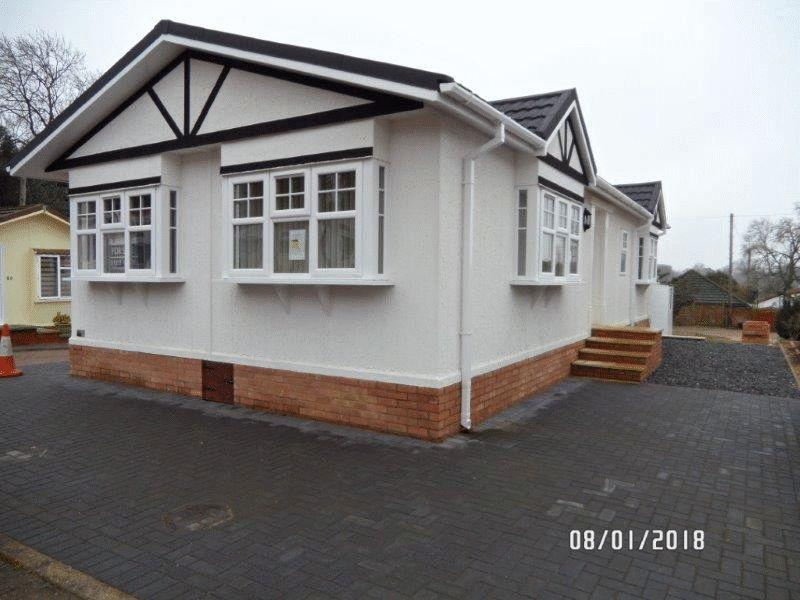 2 Bedrooms Detached Bungalow for sale in Theddingworth Road, Market Harborough