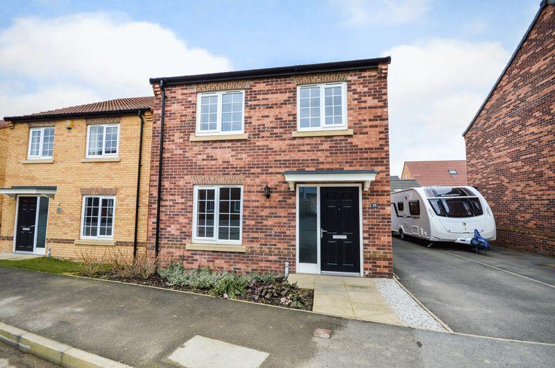 4 Bedrooms Detached House for sale in Gower Way, Upper Haugh, Rotherham