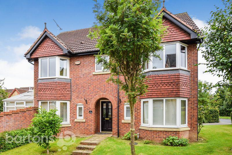 4 Bedrooms Detached House for sale in Island Close, BROOM