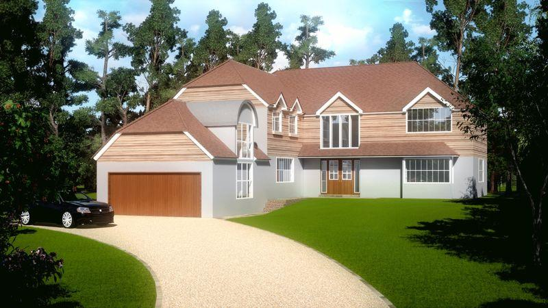 6 Bedrooms Detached House for sale in Forest Drive, Lower Bourne