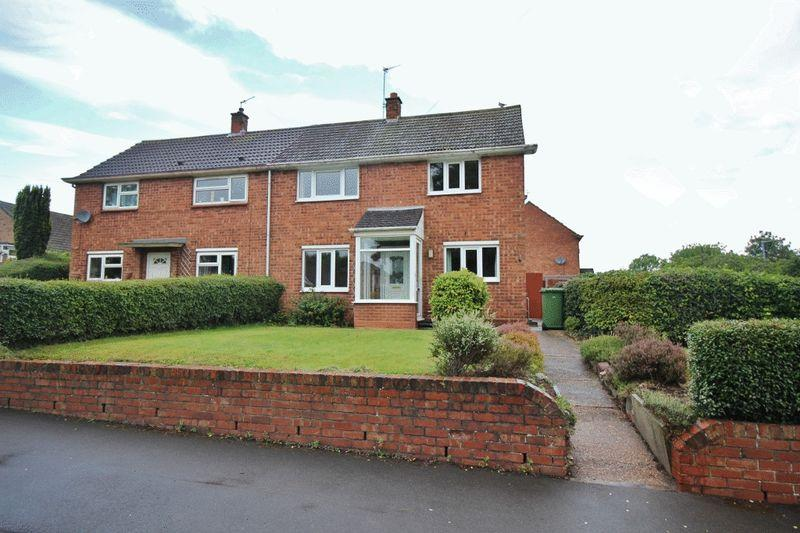 3 Bedrooms Semi Detached House for sale in Wesley Road, Wolverhampton