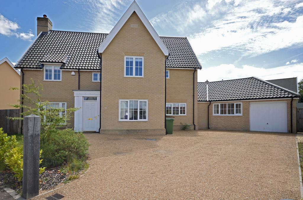 6 Bedrooms Detached House for sale in Oatfield Chase, Mulbarton