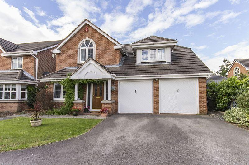 4 Bedrooms Detached House for sale in WASHFORD ROAD, HILTON