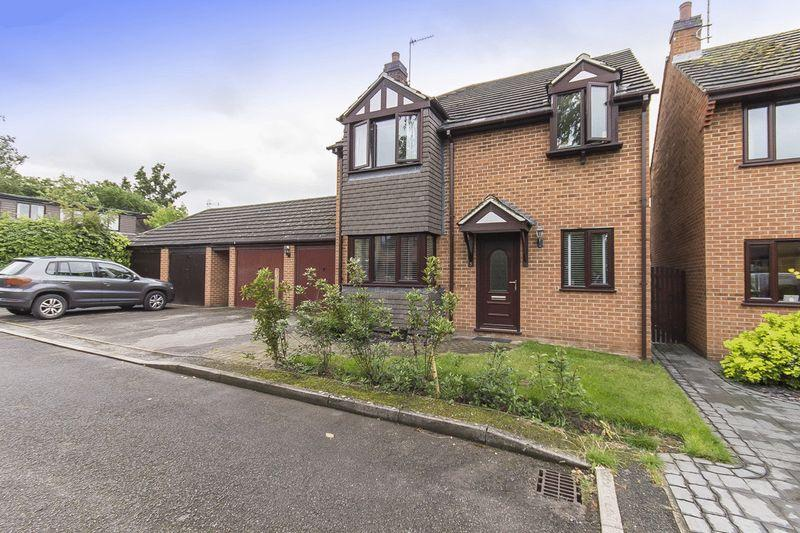 4 Bedrooms Detached House for sale in AUDEN CLOSE, CHURCH BROUGHTON