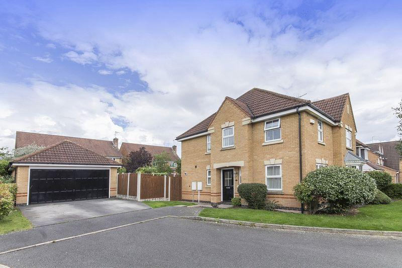 4 Bedrooms Detached House for sale in MAIZE CLOSE, LITTLEOVER