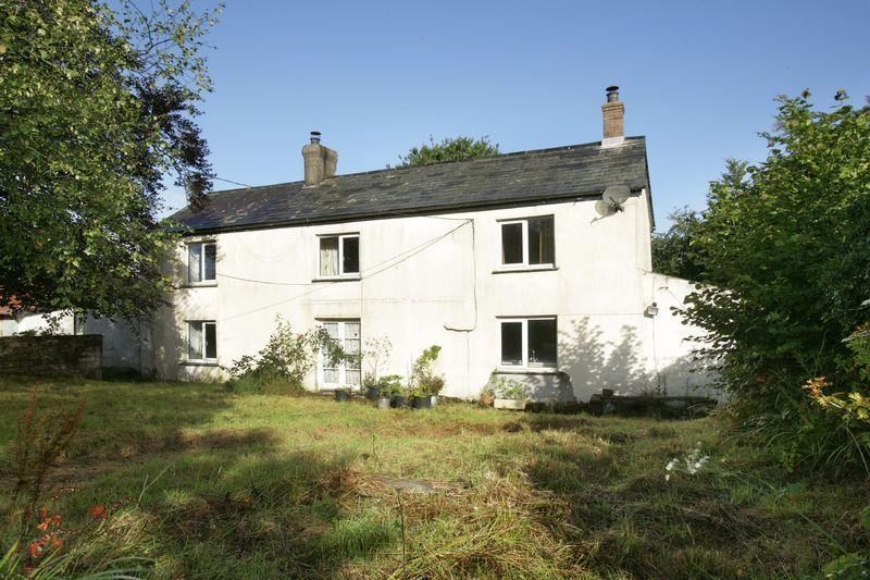 4 Bedrooms Farm House Character Property for sale in ASHWATER