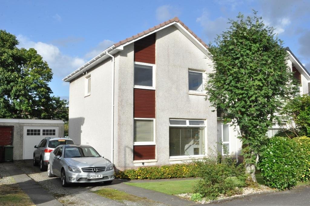 3 Bedrooms Detached House for sale in Rowan Crescent, Killearn , Stirlingshire , G63 9RZ