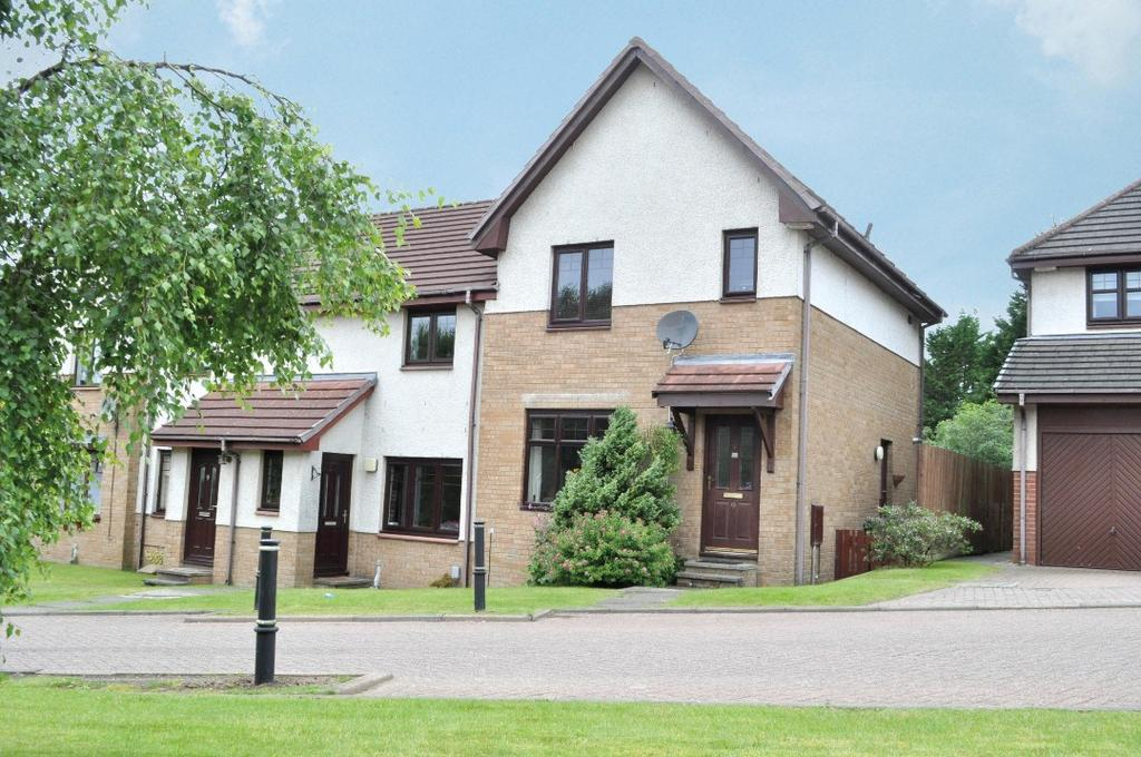 3 Bedrooms End Of Terrace House for sale in Burncrooks Avenue, Bearsden, East Dunbartonshire, G61 4NL