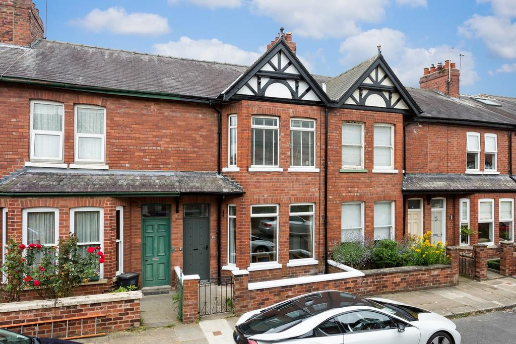 3 Bedrooms Town House for sale in Sycamore Terrace, York, YO30