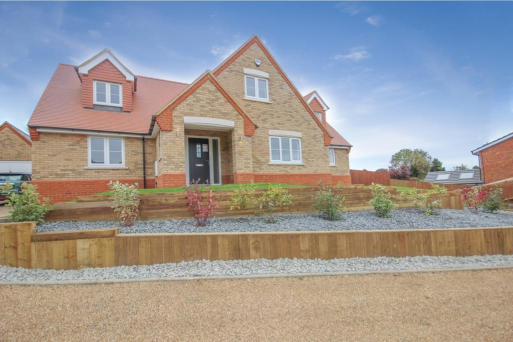 4 Bedrooms Detached House for sale in Church Road, Maulden, MK45