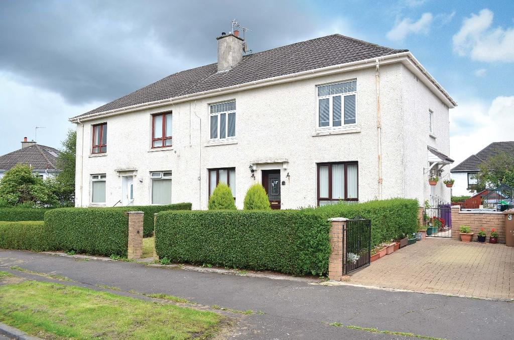 2 Bedrooms Flat for sale in Knightswood Road, Knightswood, Glasgow, G13 2BT