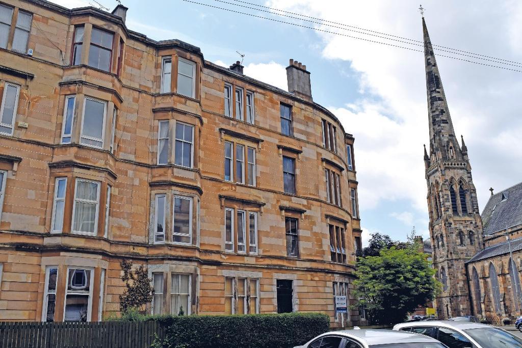 2 Bedrooms Flat for sale in Albert Avenue, Flat 3/1, Queens Park , Glasgow, G42 8RA
