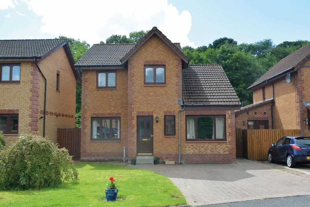 5 Bedrooms Detached House for sale in Caltrop Place, Stirling, Stirling, FK7 7XS