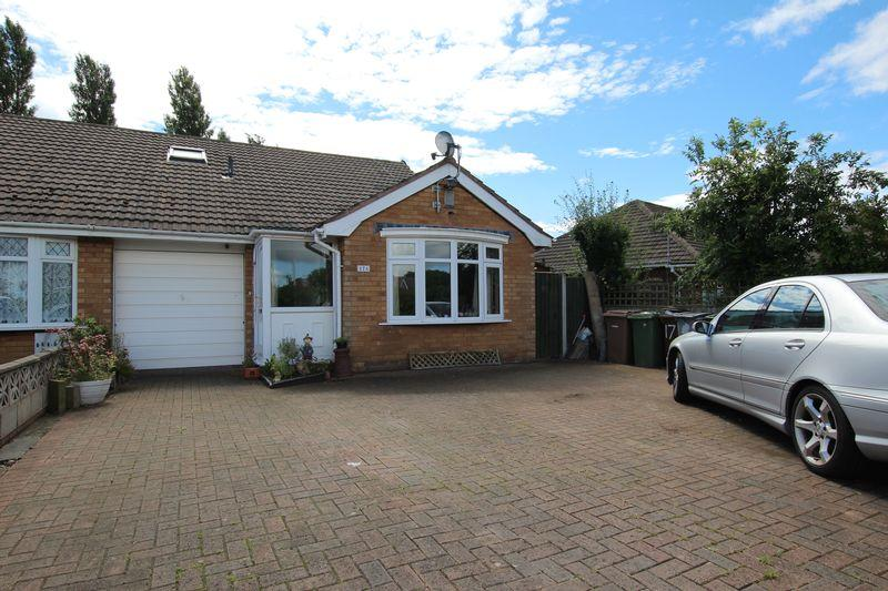 3 Bedrooms Semi Detached Bungalow for sale in Fishers Lane, Pensby