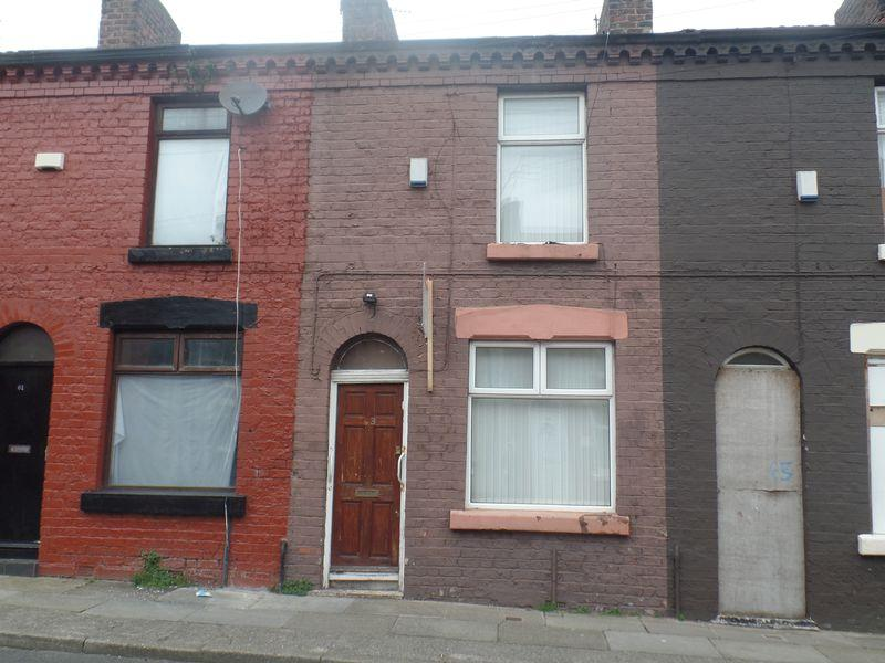 2 Bedrooms Terraced House for sale in 63 Stonehill Street, Liverpool