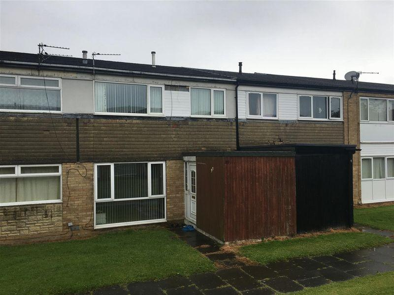 3 Bedrooms Terraced House for sale in Lindean Place, Cramlington