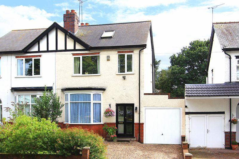3 Bedrooms Semi Detached House for sale in FINCHFIELD, Castlecroft Road